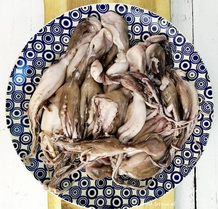 Ośmiorniczki baby duszone , 1