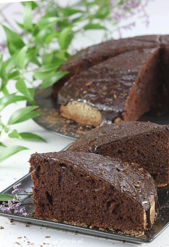 Ciasto murzynek, 1