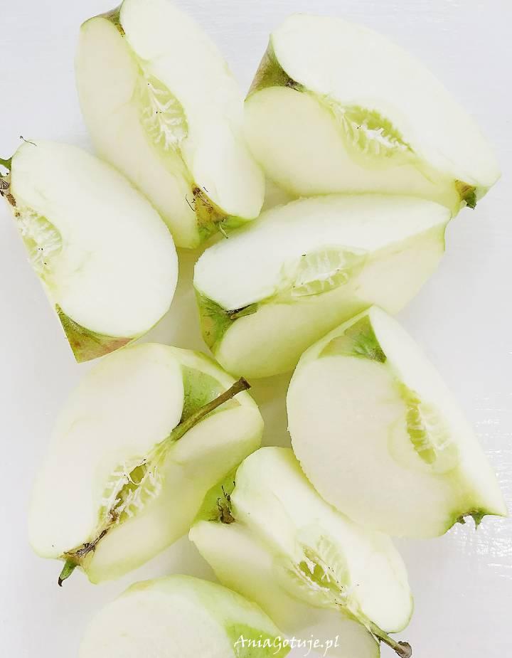 Kisiel jabłkowy, 2