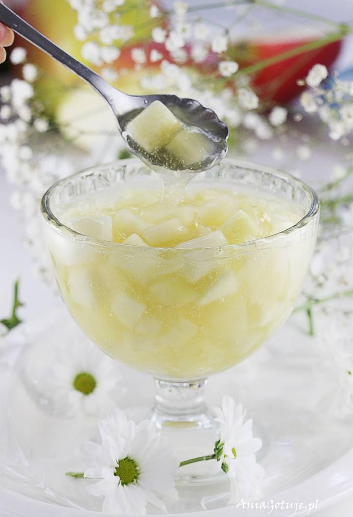 Kisiel jabłkowy, 6