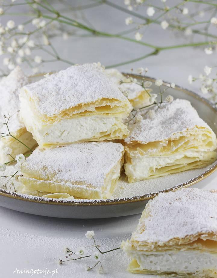 Co zrobić z ciasta francuskiego, 1