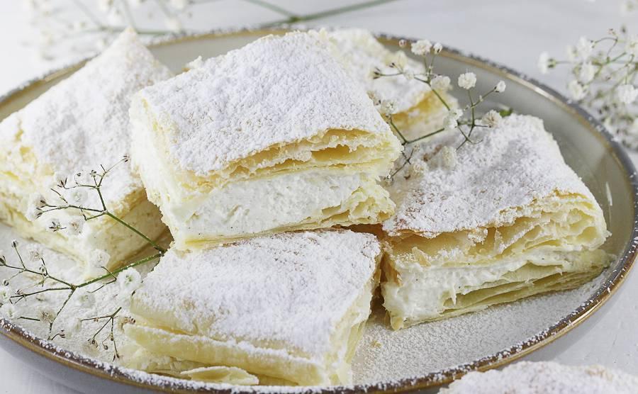 Co zrobić z ciasta francuskiego