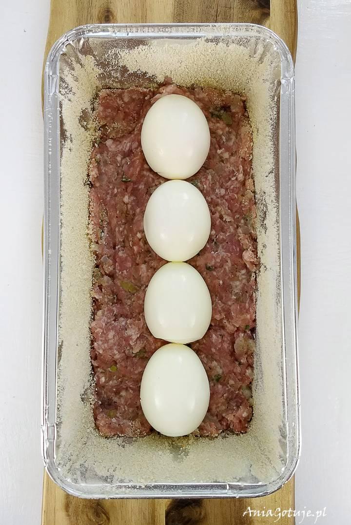 Pieczeń rzymska z jajkiem , 6