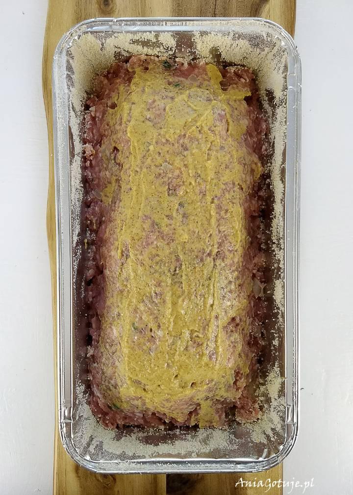 Pieczeń rzymska z jajkiem , 8
