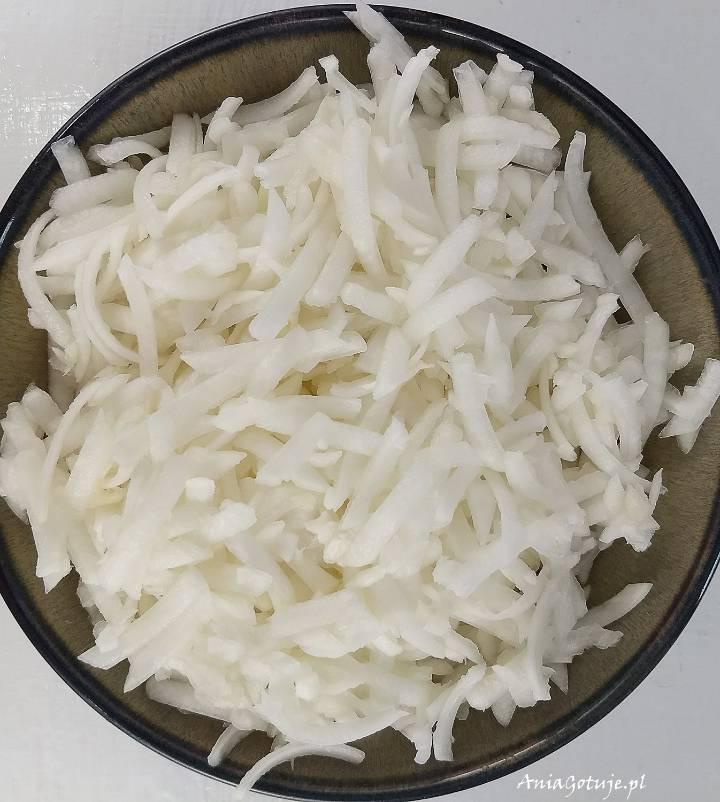Surówka z białej rzepy, 3