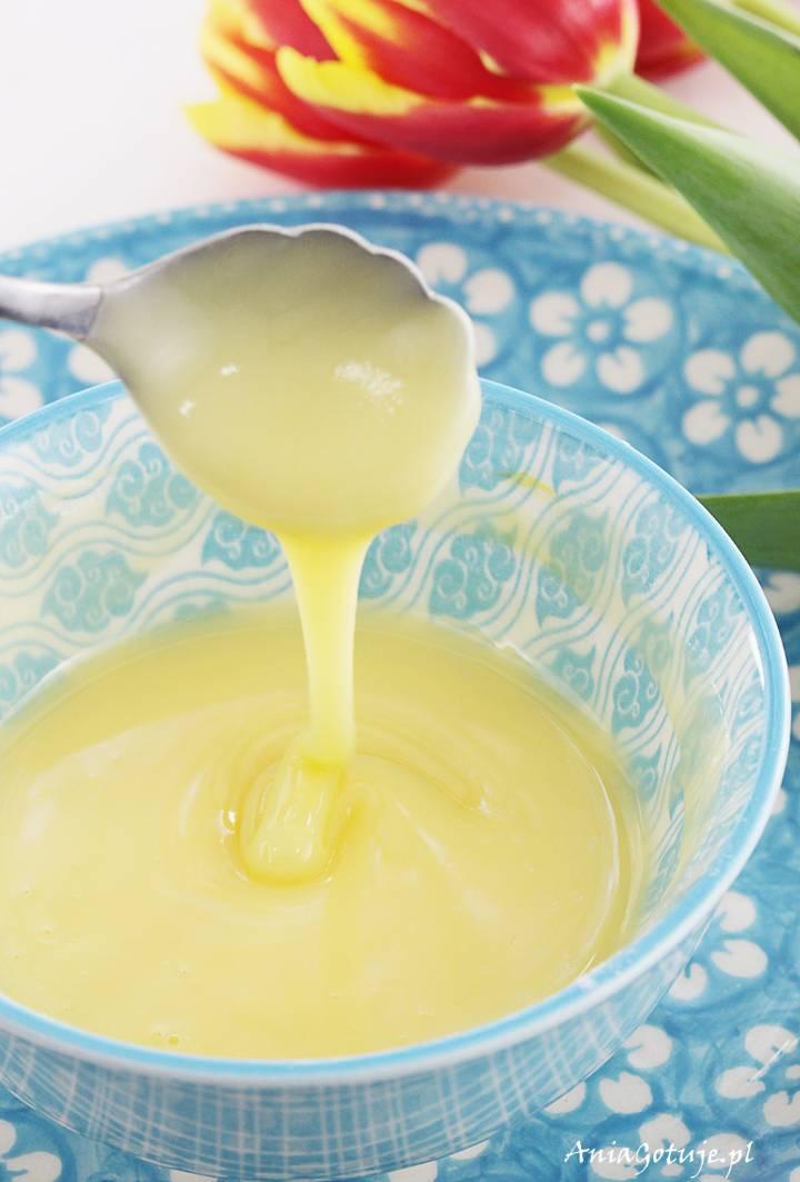 Jak zrobić lukier cytrynowy, 4