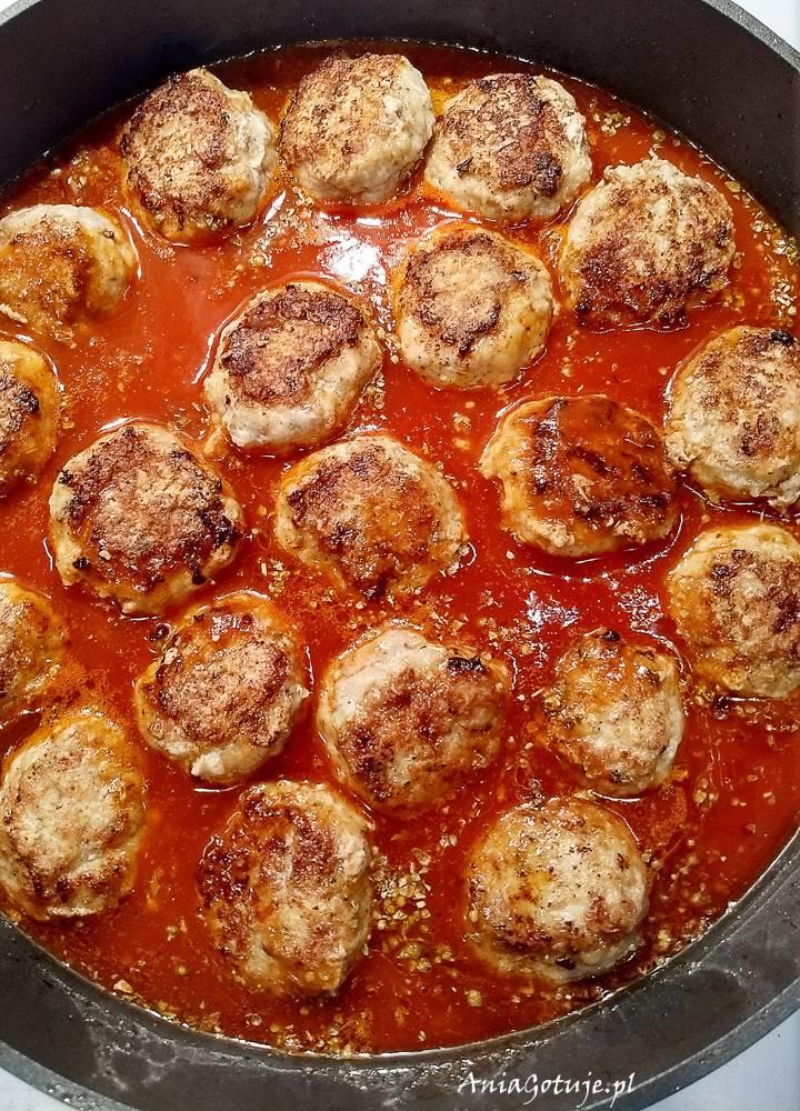 Pulpety w sosie pomidorowym, 6