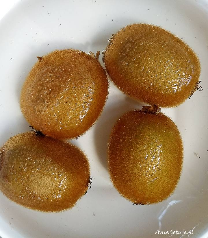 Koktajl z kiwi, 2