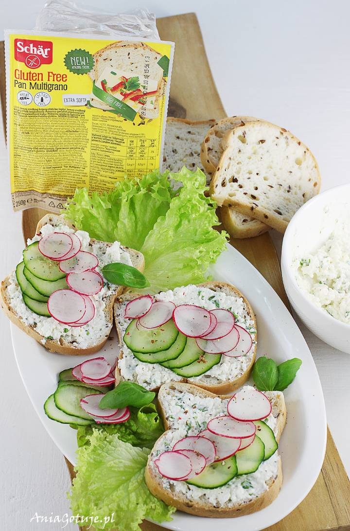 Tosty i kanapki z chleba bezglutenowego Schär, 9