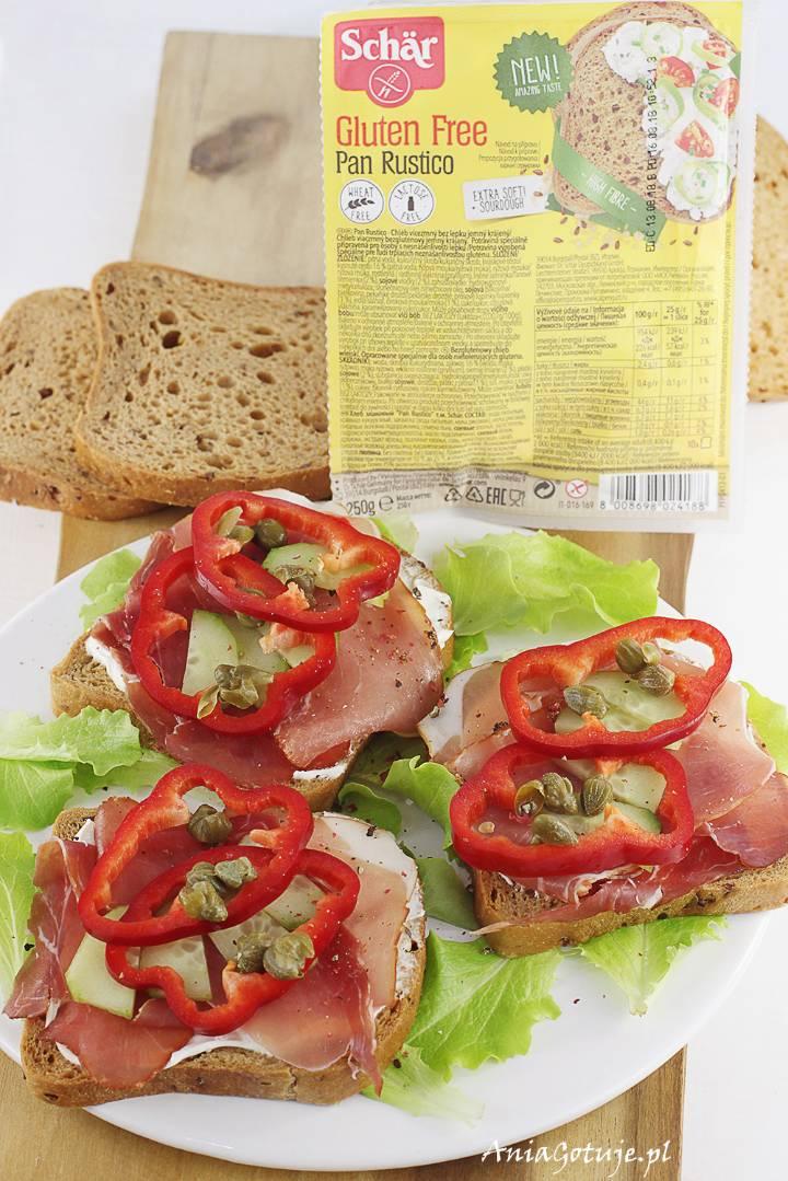Tosty i kanapki z chleba bezglutenowego Schär, 11