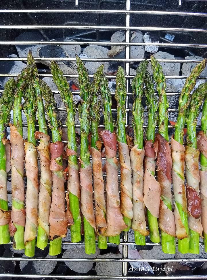 Szparagi z grilla, 7