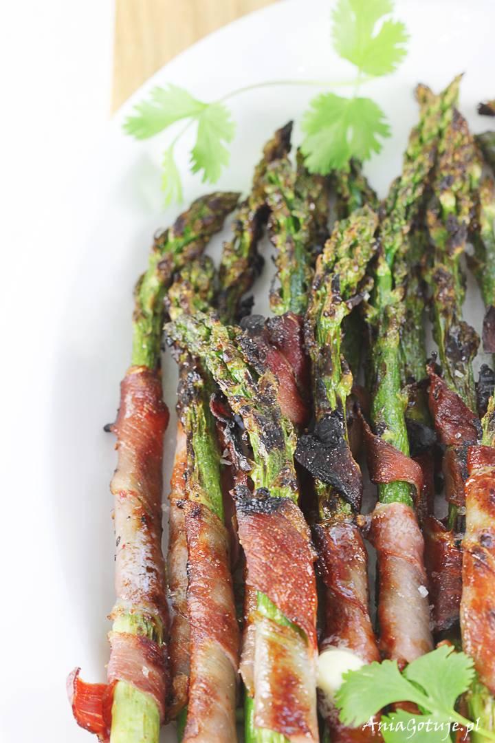 Szparagi z grilla, 8