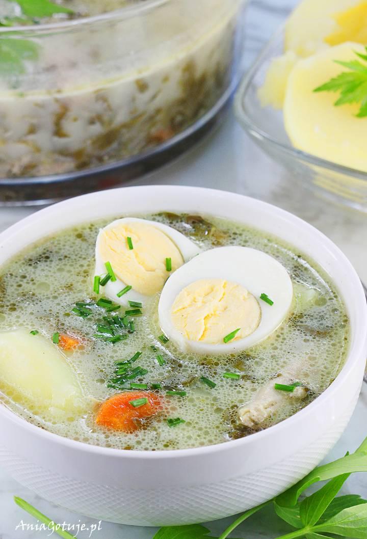 Zupa szczawiowa, 1