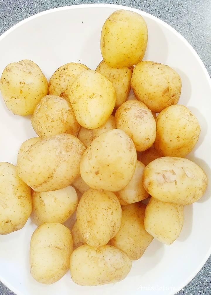 Zupa szparagowa z młodymi ziemniakami , 9
