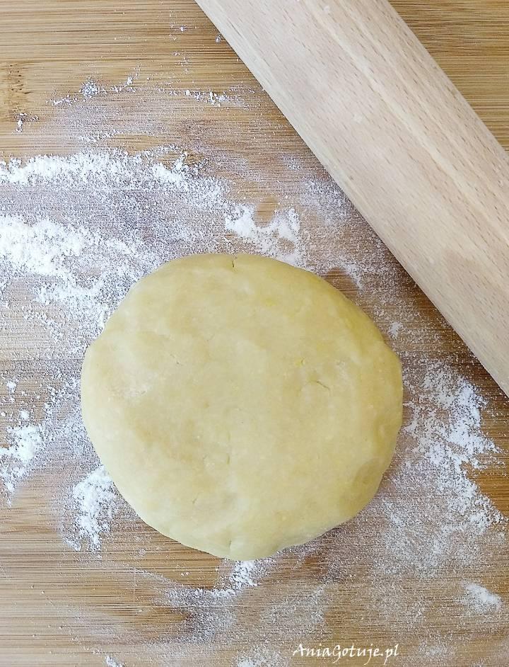 Tarta ze szpinakiem i serem, 3