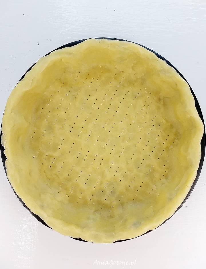 Tarta ze szpinakiem i serem, 4