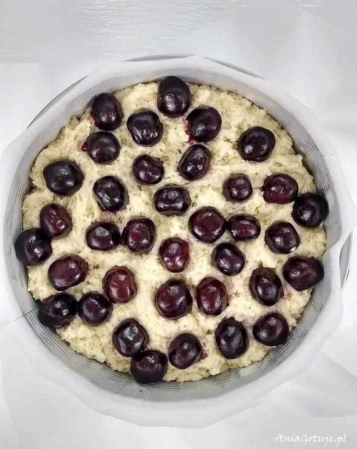 Ciasto z czereśniami, 6