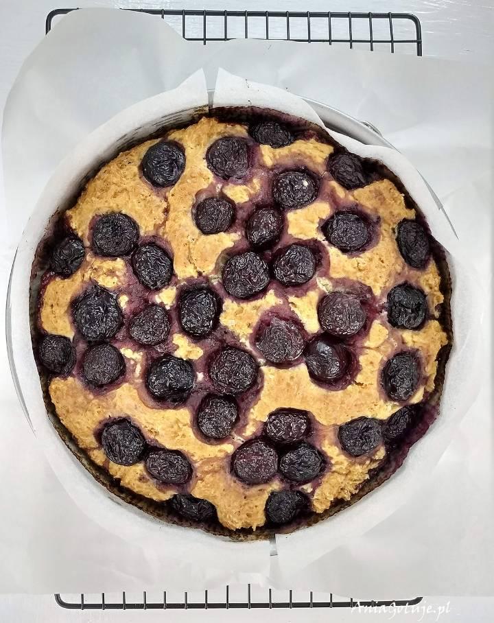 Ciasto z czereśniami, 7