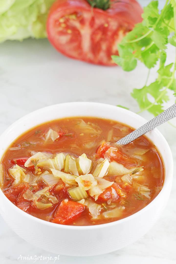 Zupa kapuściana, 1