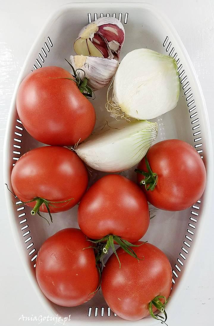 Zupa pomidorowa ze świeżych pomidorów, 2