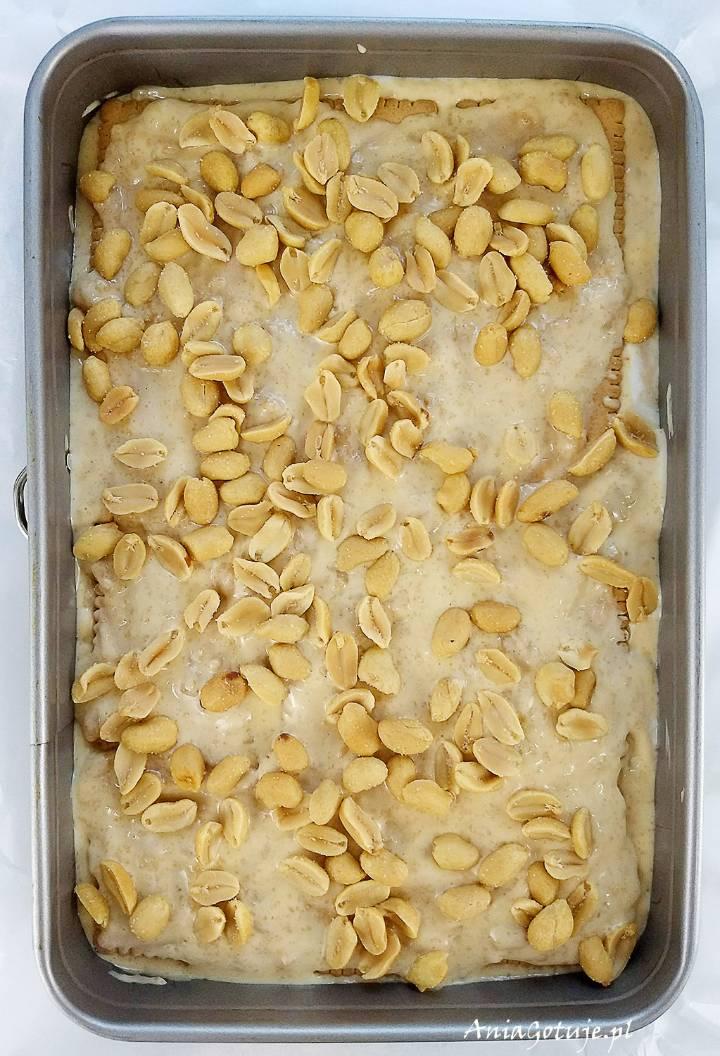 Ciasto snickers, 8