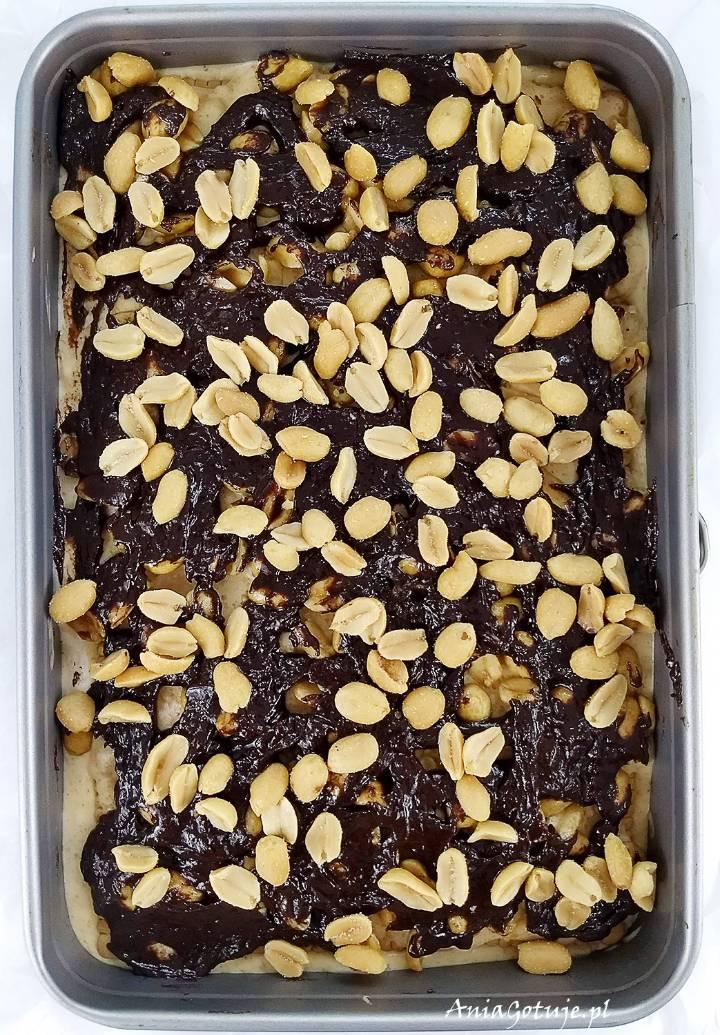 Ciasto snickers, 9