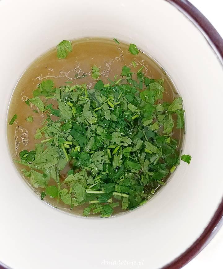 Zupa z cukinii, 5