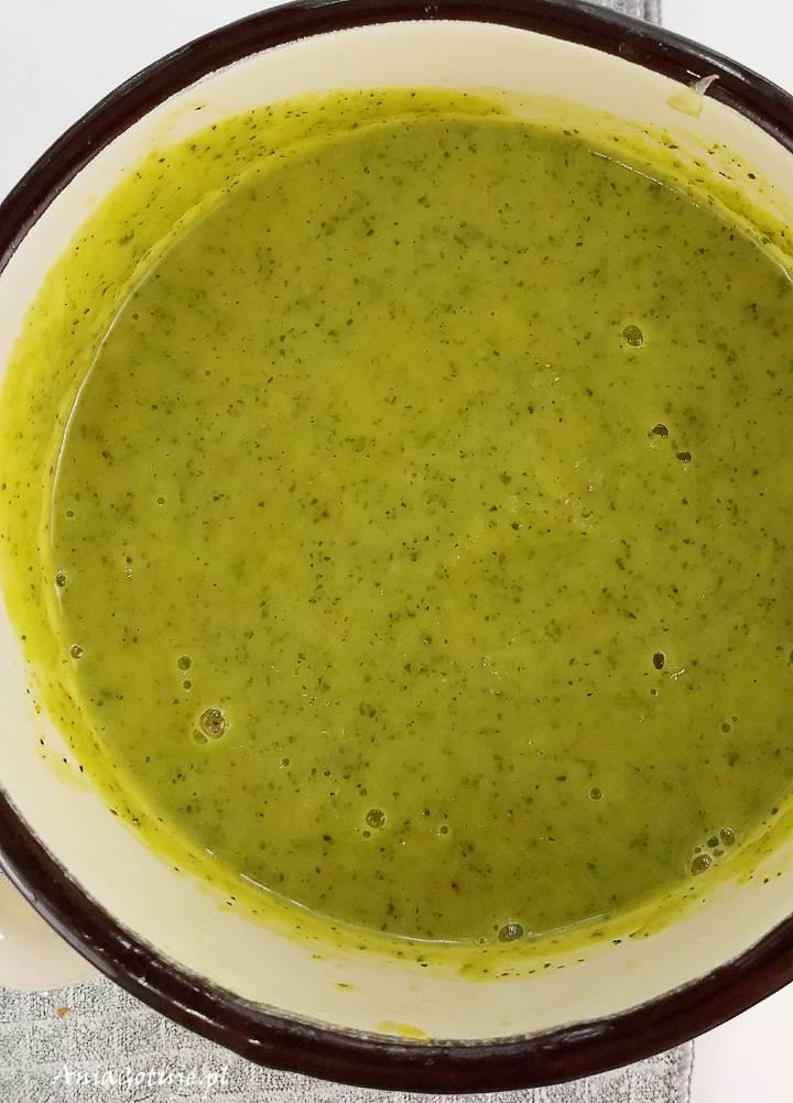 Zupa z cukinii, 7