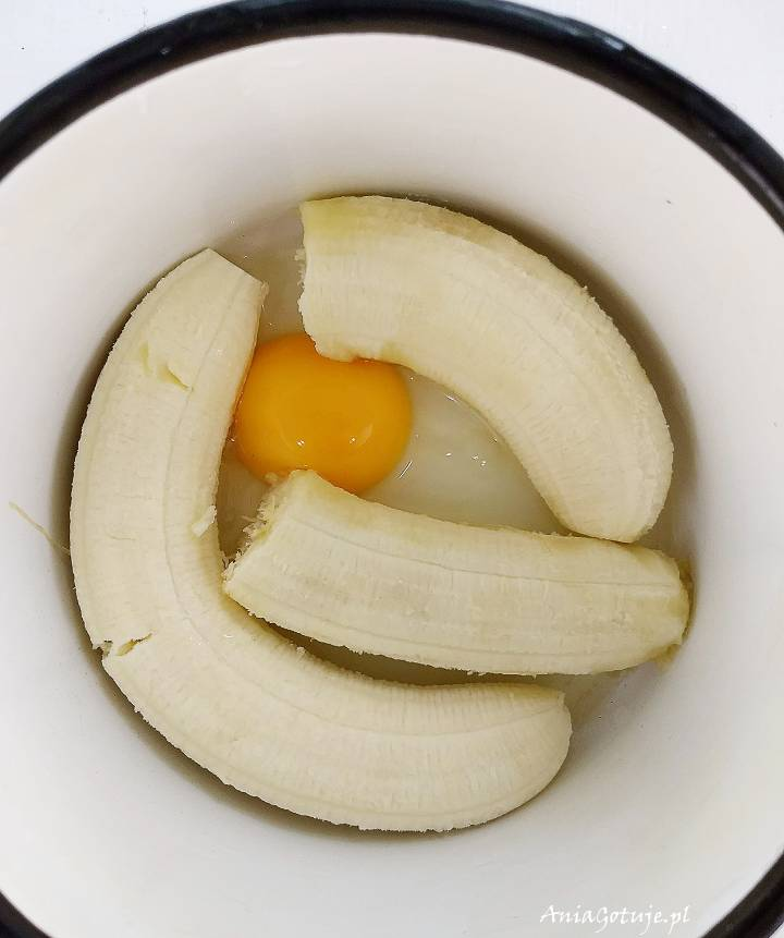 Ciastka owsiane fit, 2