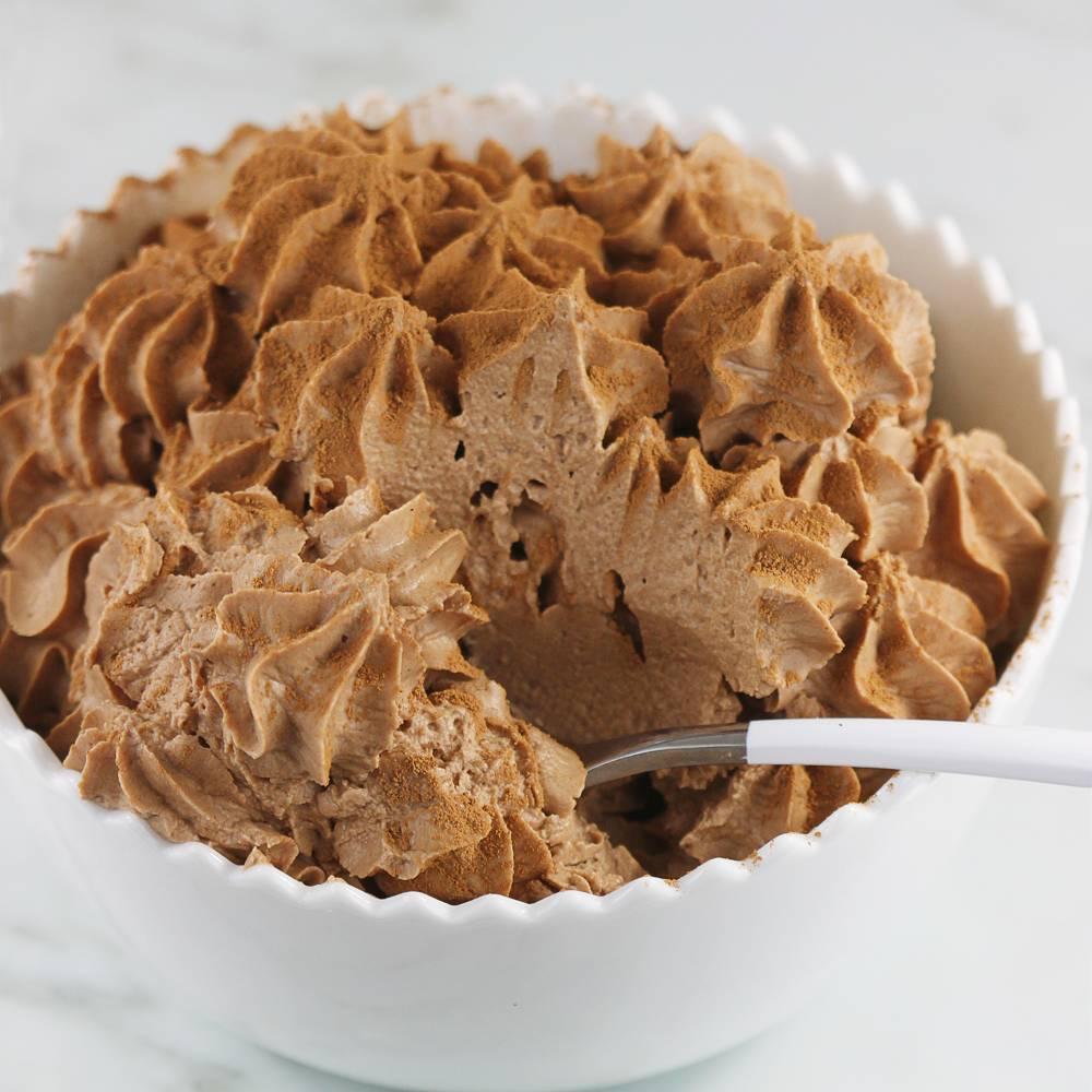 Krem kakaowy z mascarpone